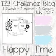 123-challenge-july-2017